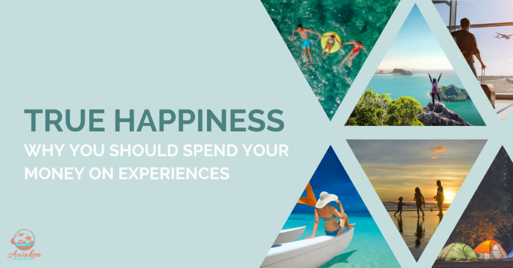 How to Find True Happiness (Hint: It's Not From Things)