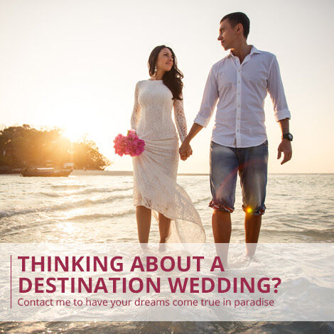 Thinking About A Destination Wedding?