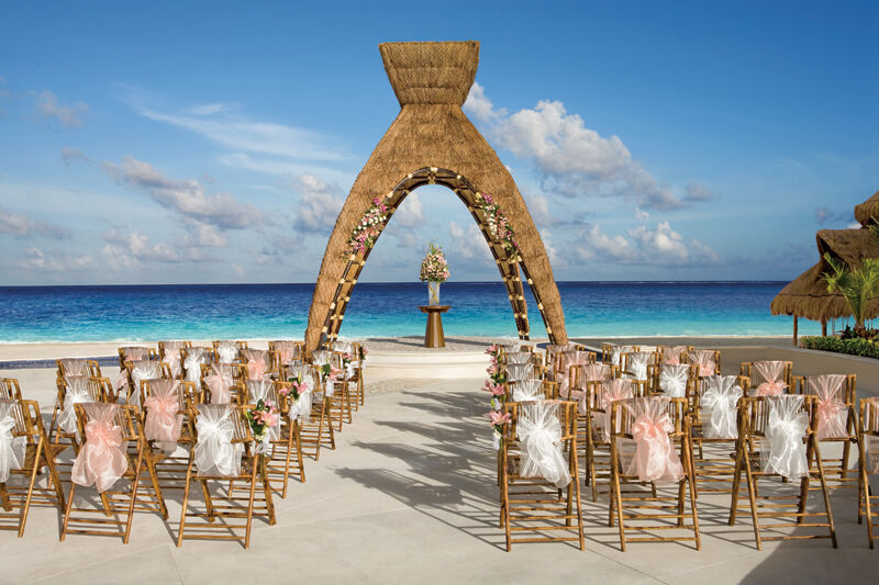 Destination Wedding Trends Beaches Continue To Be The Most Popular Locale Drerc Gazebo 1