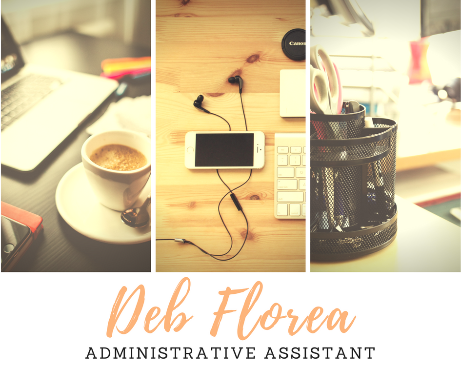 deb-florea-administrative-assistant-photo-collage