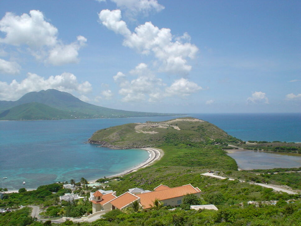 St Kitts, 10 Best Caribbean Island Vacation Destinations