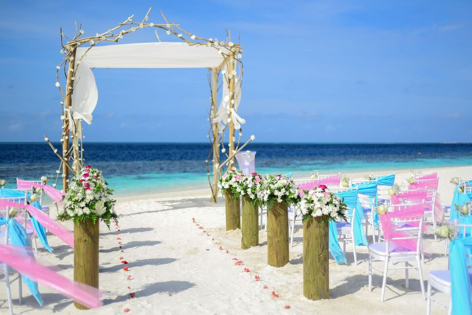 Destination Weddings Are Cheaper