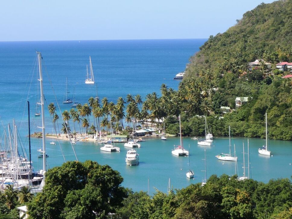 St Lucia, 10 Best Caribbean Island Vacation Destinations