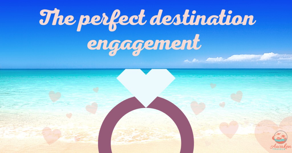 Why Engagement Travel Makes for the Perfect Romantic Story
