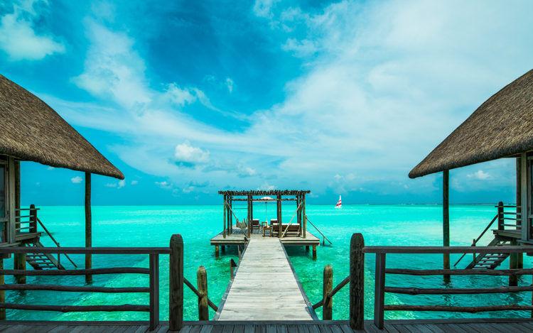 Cocoa Island by COMO in the Maldives