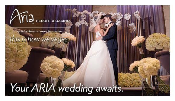 The Wedding Chapel at Aria Las Vegas