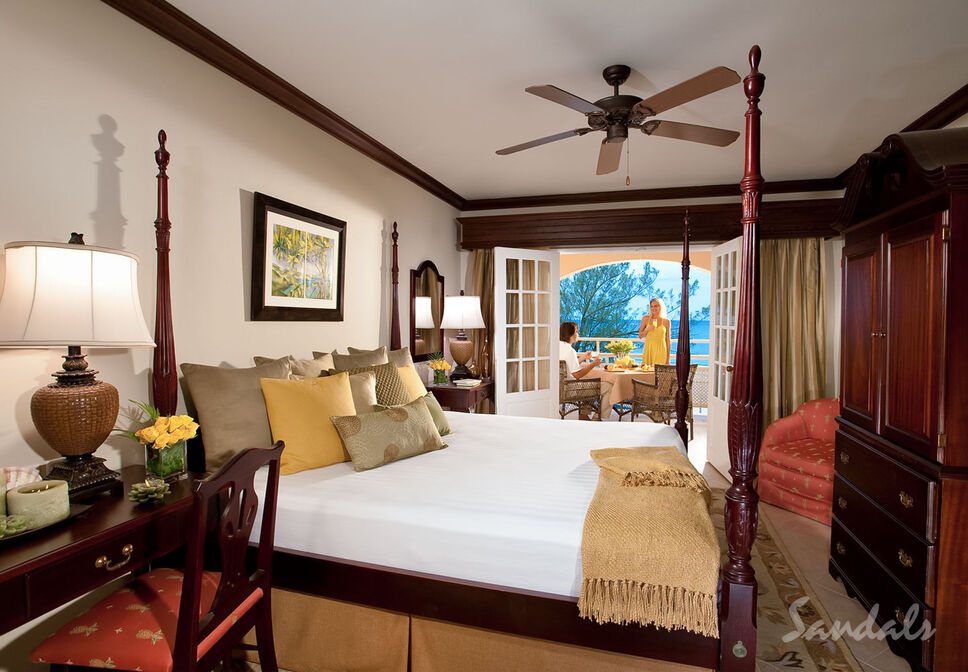 Sandals Inn: The Perfect Honeymoon Destination