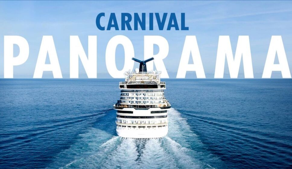 SAIL WITH US ON THE NEW CARNIVAL PANORAMA!