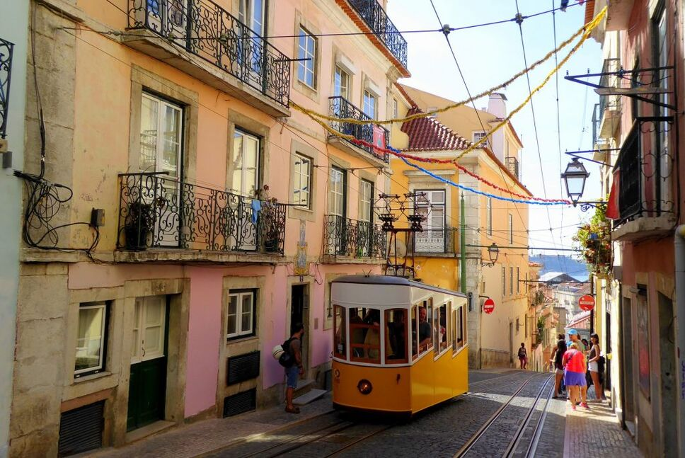 Lisbon honeymoon