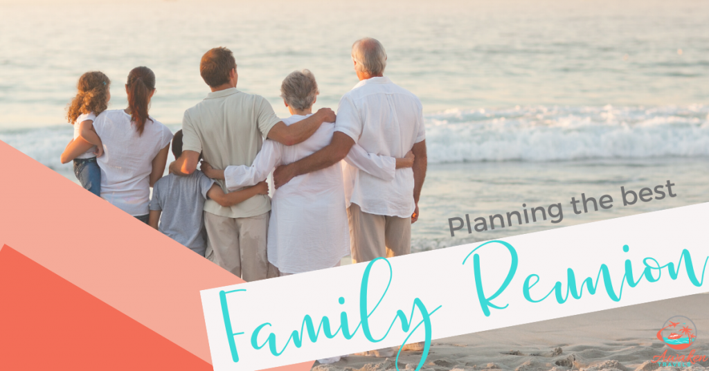 8 Tips to Plan a Great Family Reunion