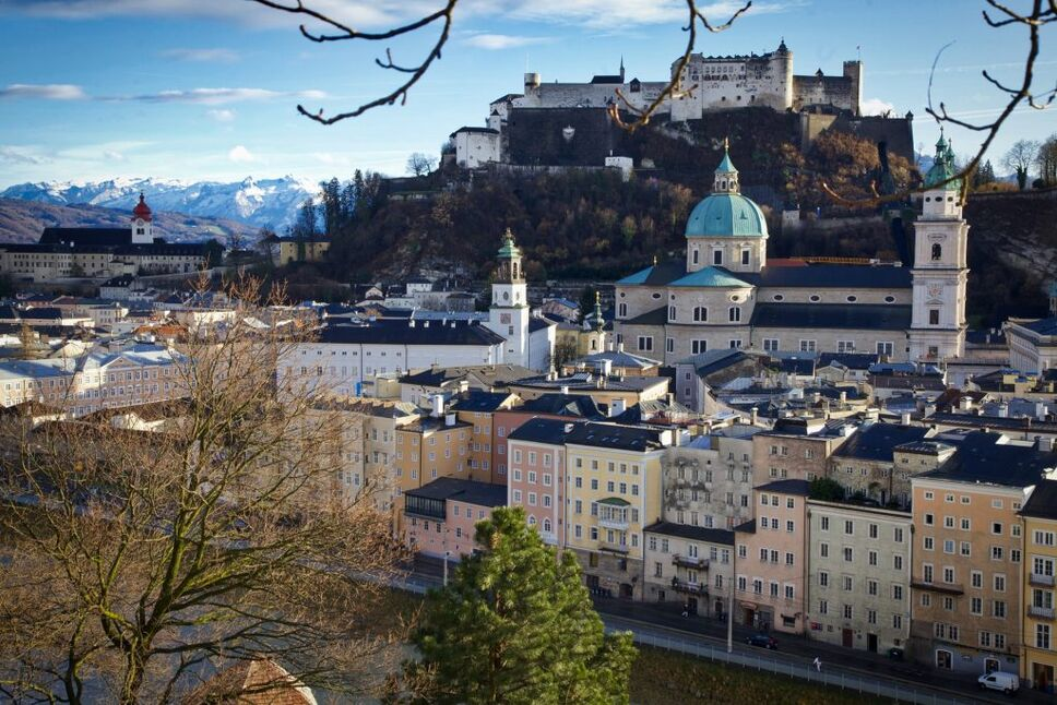 Salzburg honeymoon