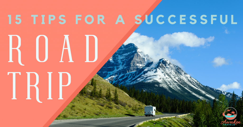 15 Tips for the Perfect Road Trip