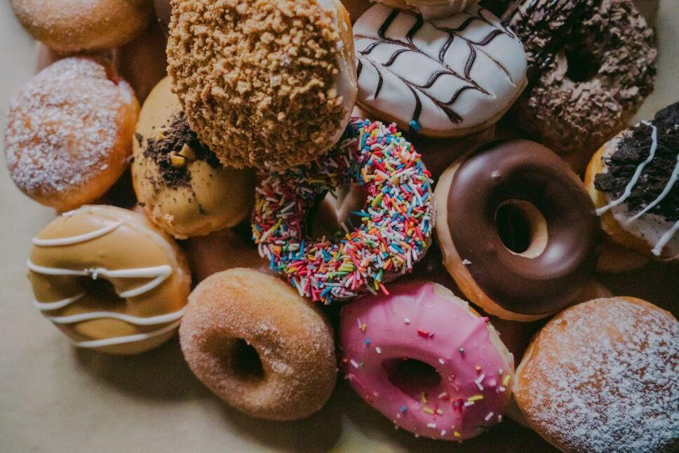 Voodoo Donuts wedding