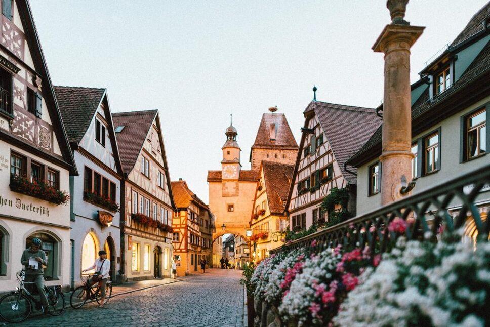 European city