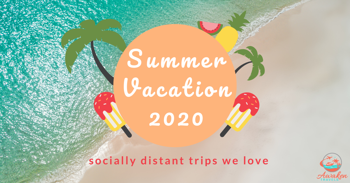 summer vacation 2020