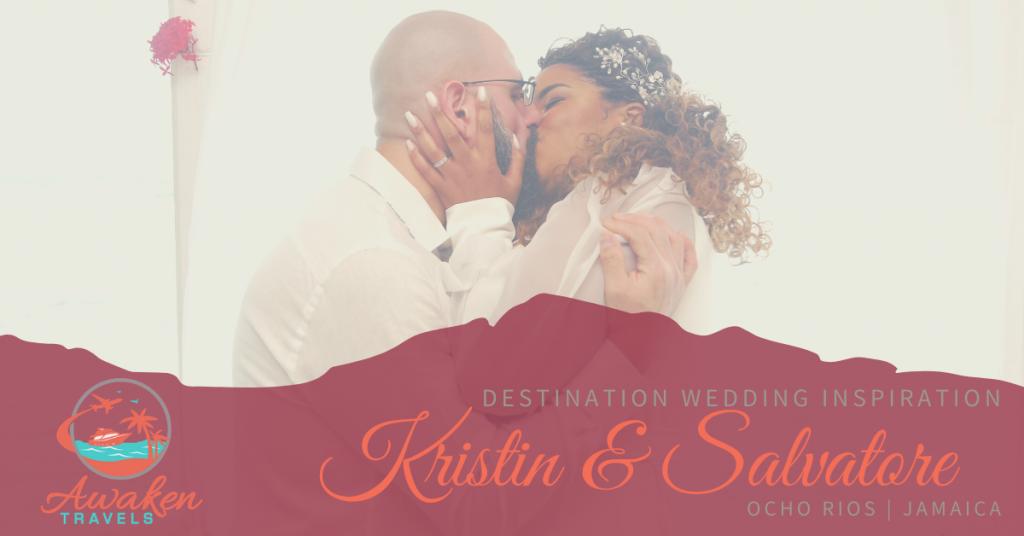 Jamaica Destination Wedding Inspiration: Kristin and Salvatore