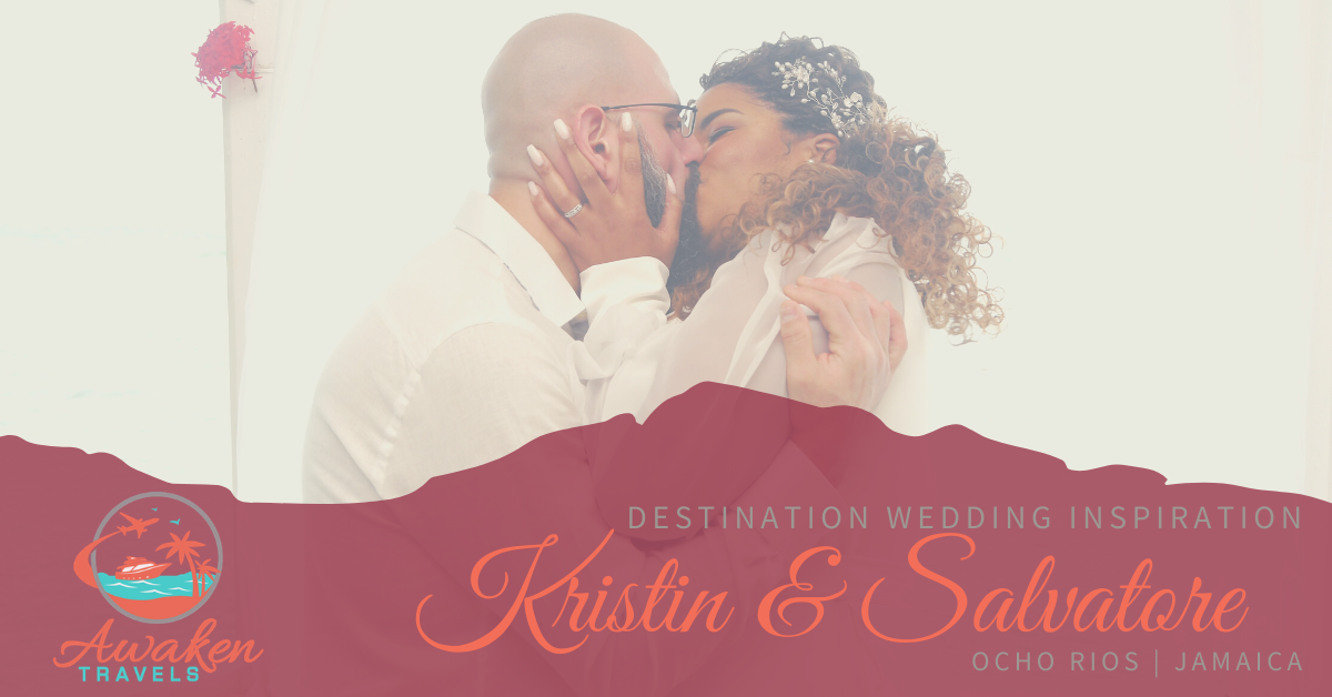 Jamaica Destination Wedding Inspiration: Kristin and Salvatore