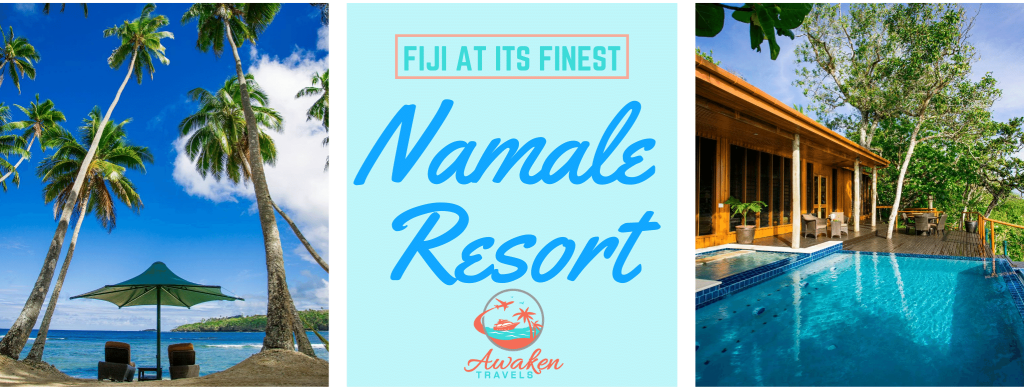 Your Custom Vacation in Fiji: Namale Resort and Spa