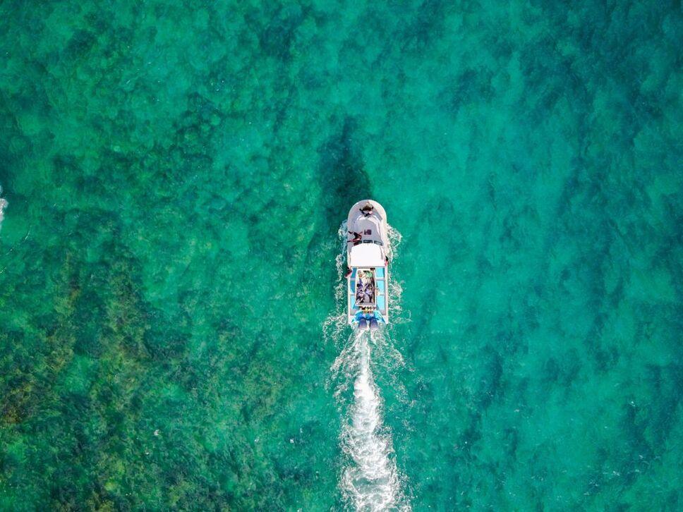 Fiji boat