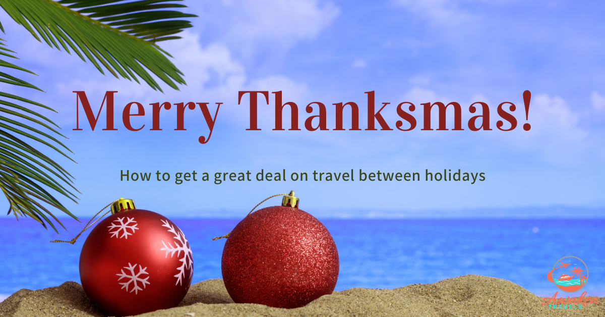 How to Score Deals in the In-Between Holiday Time