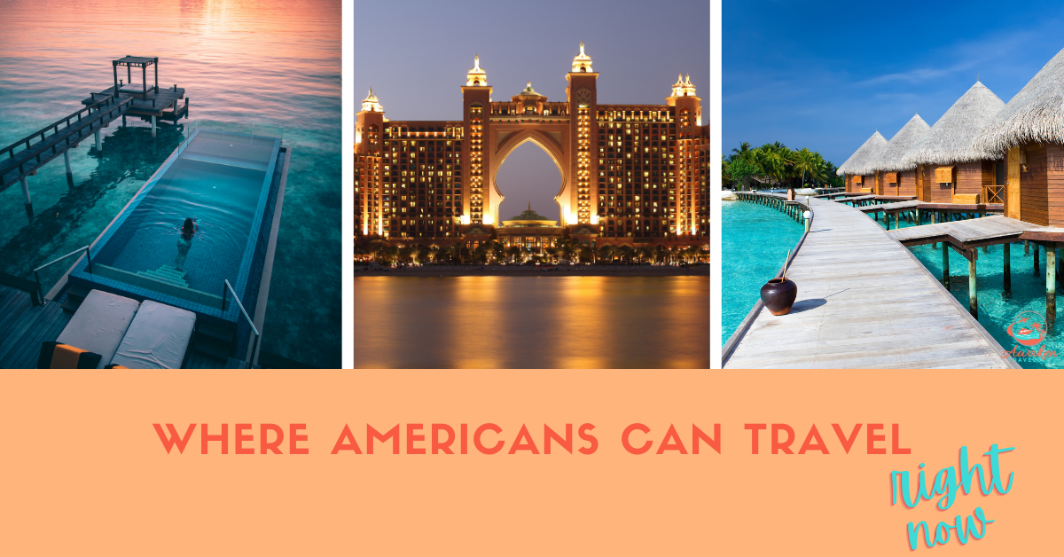 Where Americans Can Travel Right Now: Part 2