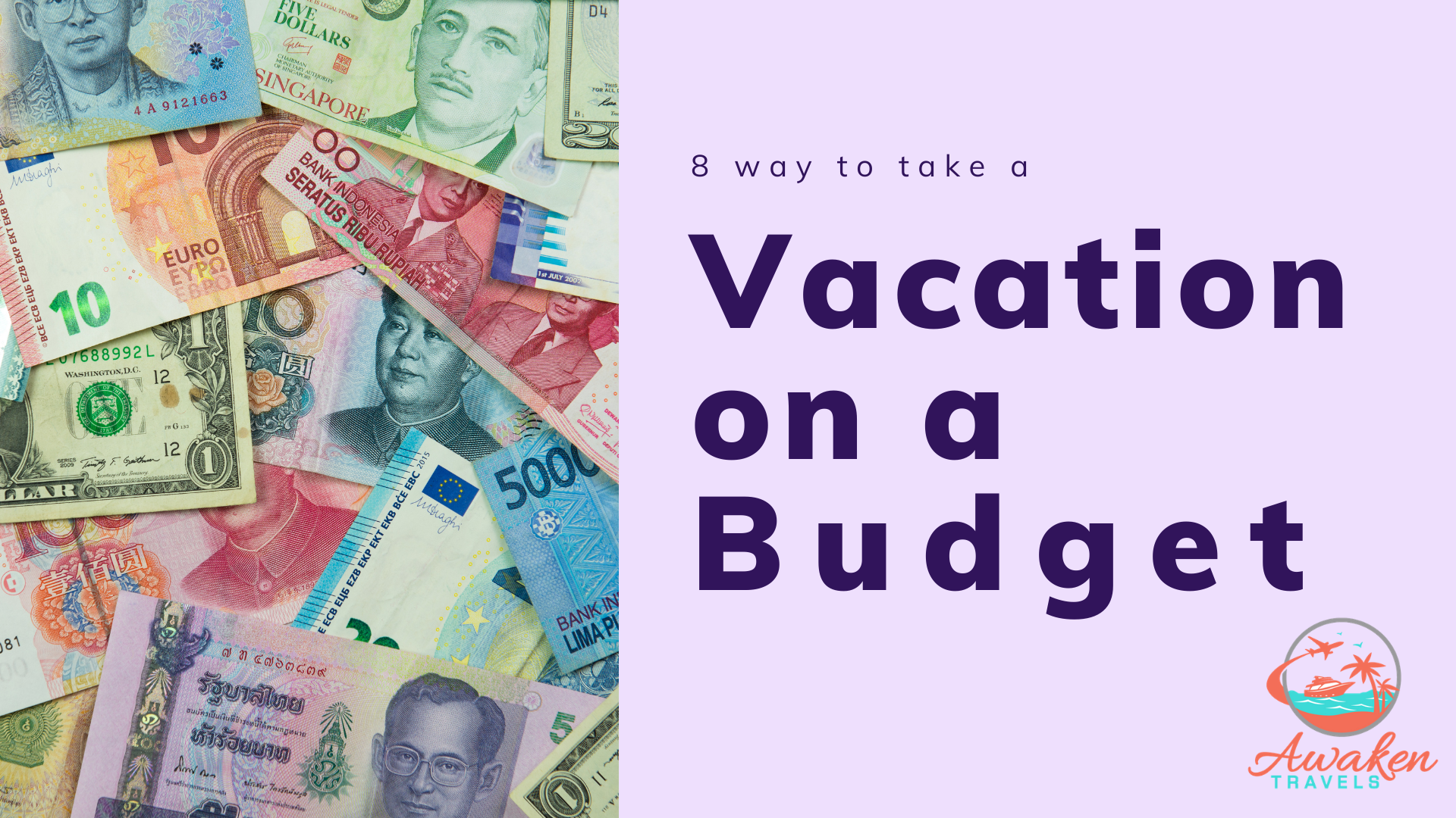 8 Tips for a Budget-Friendly Vacation