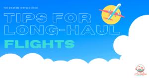 tips for long-haul flights