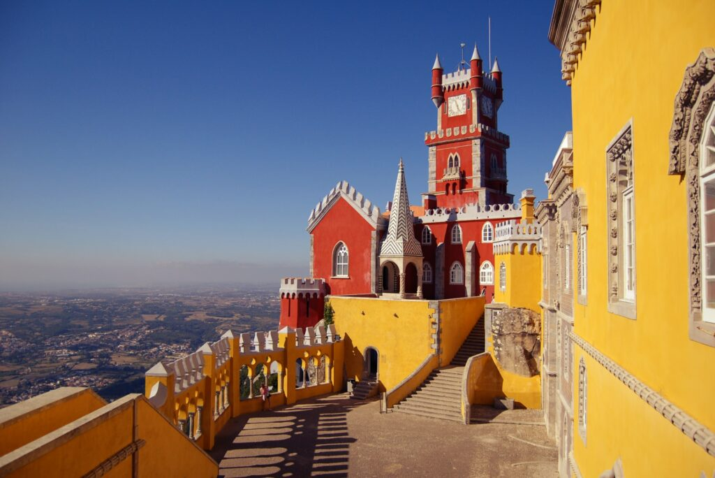 Palaces of Sintra, Portugal